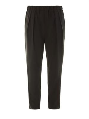 Darcy straight-leg tailored trousers