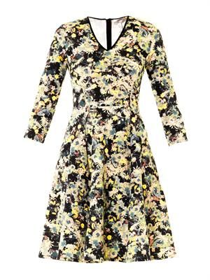 Domitilla Sullivan's Dream-print dress