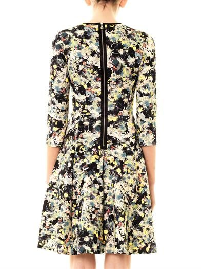 Erdem Domitilla Sullivan's Dream-print dress