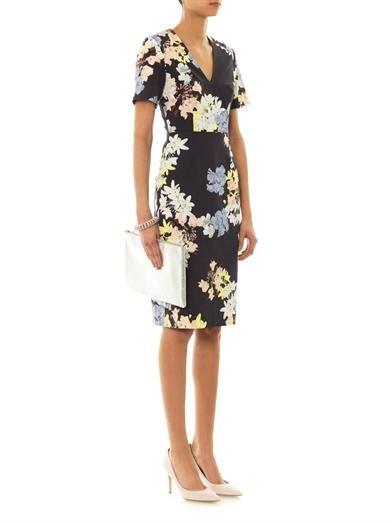 Erdem Lucinda floral-print dress