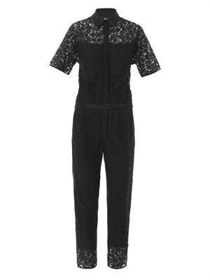 Vala lace jumpsuit