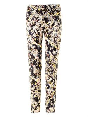 Sidney Sullivan's Dream-print trousers