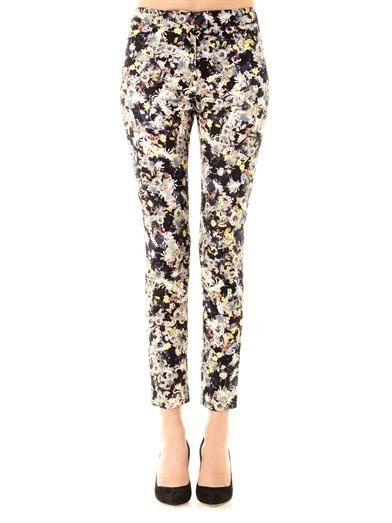 Erdem Sidney Sullivan's Dream-print trousers