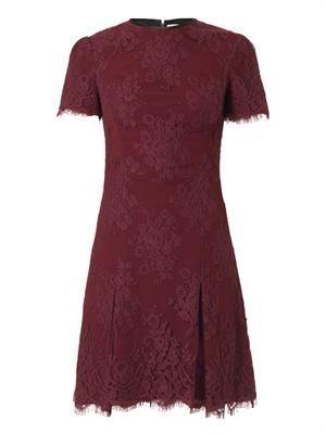 Aubrey lace dress