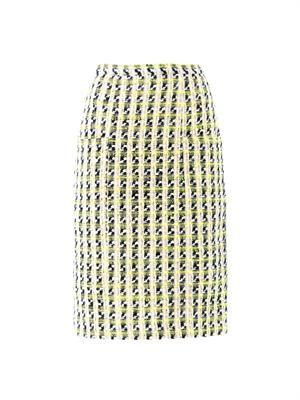 Sheila tweed skirt