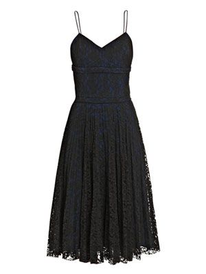 Inga lace dress