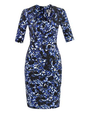 Fay Venice swirl-print dress