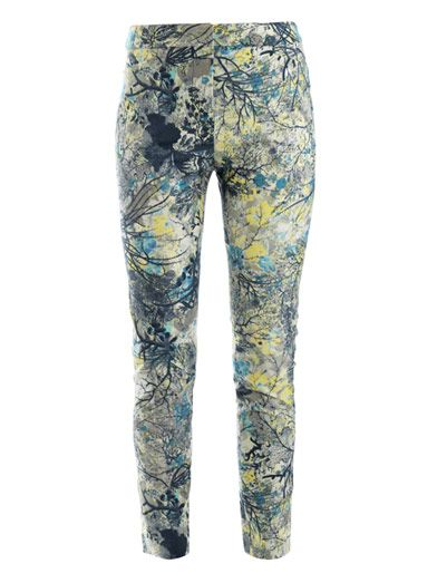 Erdem Sidney print trousers
