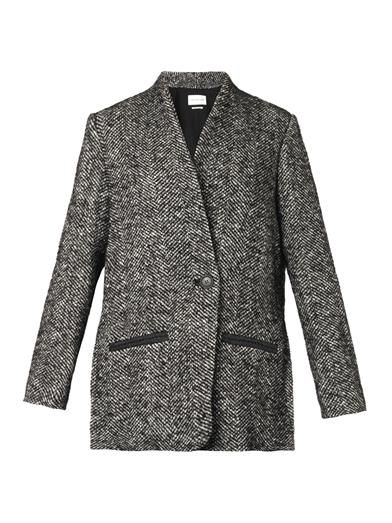 Isabel Marant Étoile Dever wool-blend coat