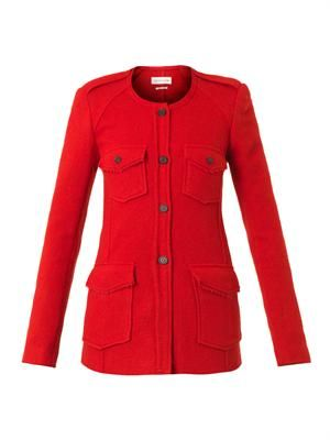 Joff four-pocket jacket