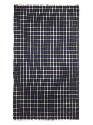 Alban wool blanket scarf