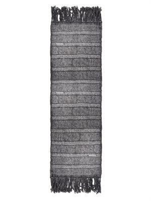 Ricky oversized loose-knit scarf