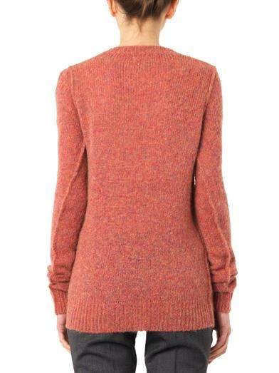 Isabel Marant Étoile Robin mohair and wool-blend sweater