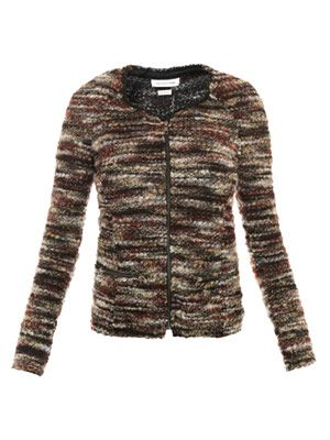 Momo tweed jacket