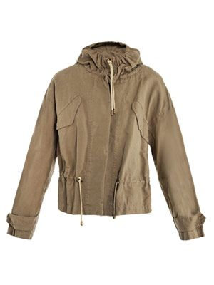 Gilly canvas jacket