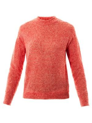 Fergus mohair sweater