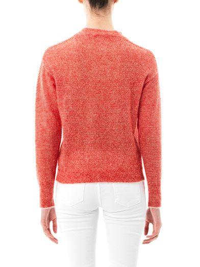 Isabel Marant Étoile Fergus mohair sweater