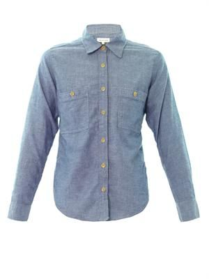 Waller chambray shirt