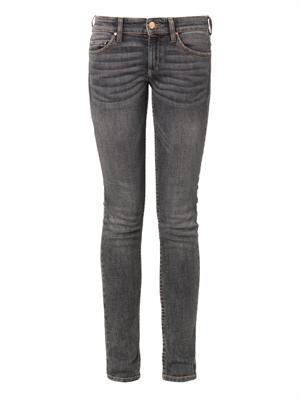 Trudy mid-rise skinny jeans