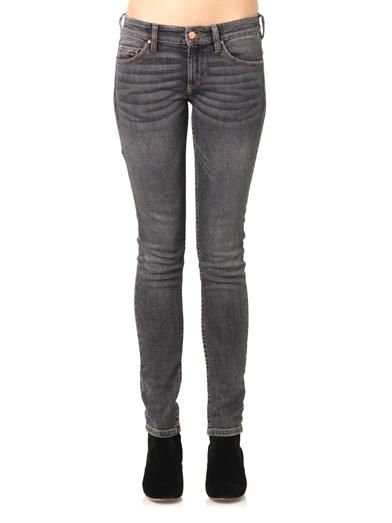 Isabel Marant Étoile Trudy mid-rise skinny jeans