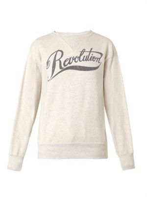 Gillian Revolution sweatshirt
