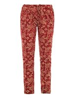 Sid cotton trousers