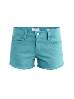Le cutoff shorts
