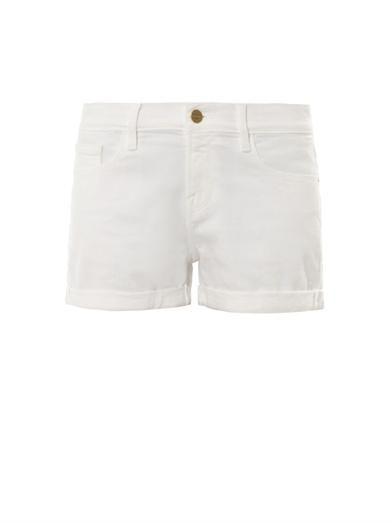 Frame Denim Le Cutoff denim shorts