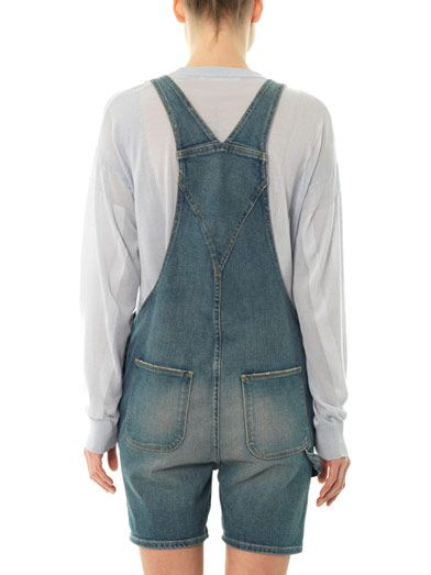 Frame Denim Le Garcon all-in-one overalls