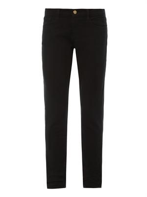 Le Garcon mid-rise tailored boyfriend jeans