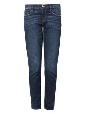 Le Garçon mid-rise tailored boyfriend jeans
