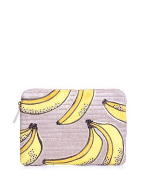 Safari bananas clutch