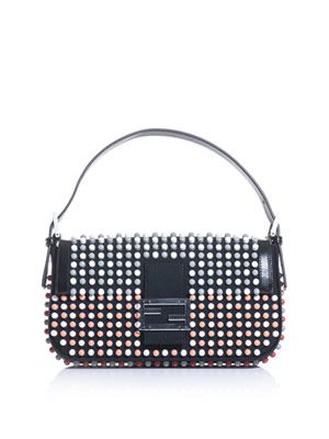 Baguette Super Bowl beaded bag