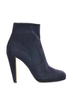 Peggy suede ankle boots