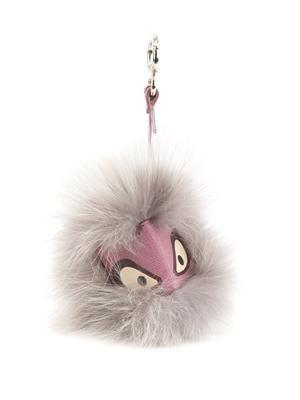 Bag Bugs fur bag charm