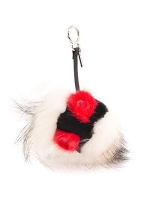 Fur Me Bag Bugs bag charm