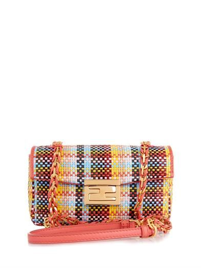 Fendi Mini Be cross-body Baguette bag