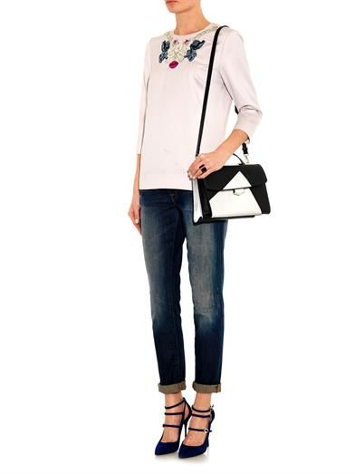 Fendi Demi Jour cross-body satchel