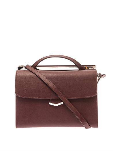 Fendi Demi Jour leather satchel