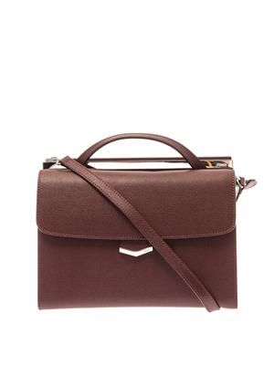 Demi Jour leather satchel