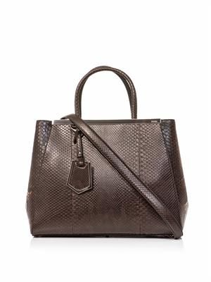 2Jours medium python tote