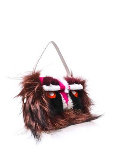 Fendi Baguette mini monster bag