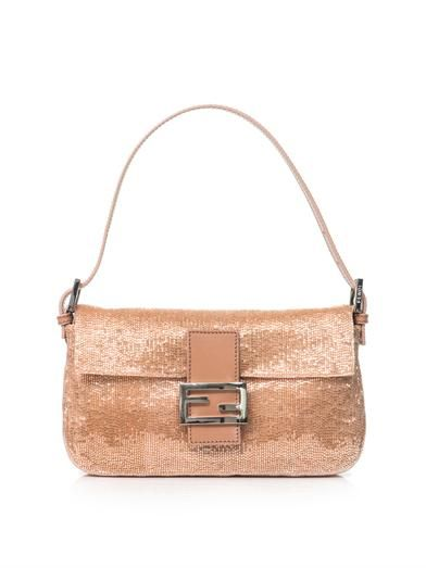 Fendi Beaded Baguette bag
