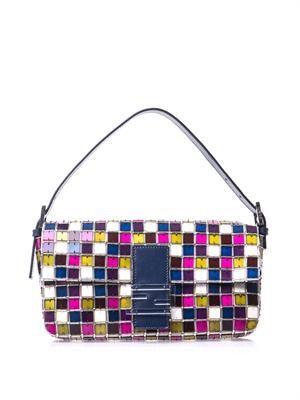 Baguette plexiglas mosaic bag