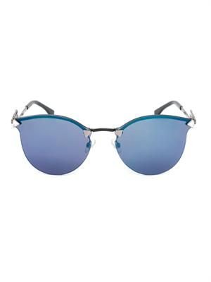 Iridia crystal-embellished sunglasses