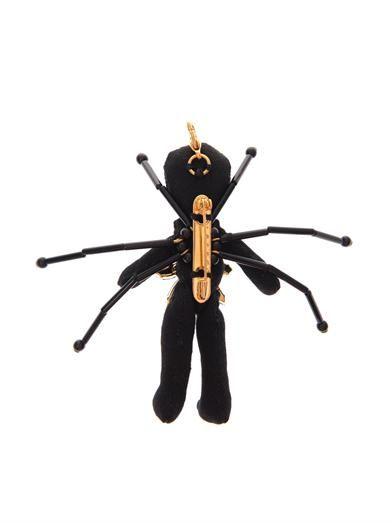 Marni Spider's legs doll brooch