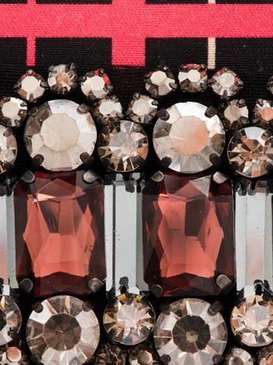Marni Trunk embellished mini shoulder bag