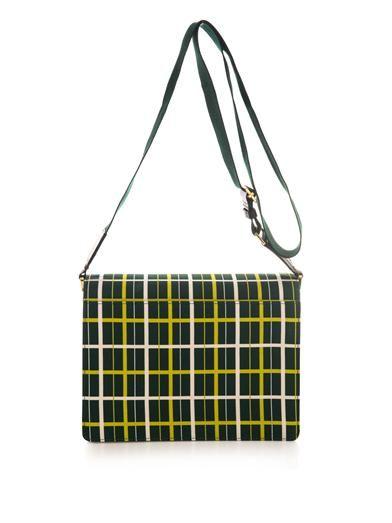 Marni Trunk embellished shoulder bag
