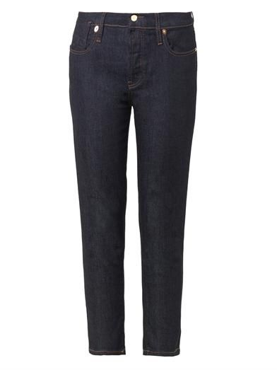 Marni High-rise cropped skinny jeans