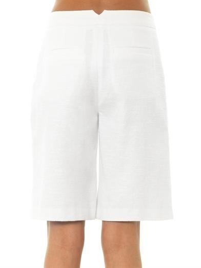 Freda Ellen bouclé shorts